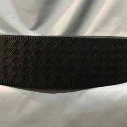 Резинка 50мм ромб черный (50 метров)