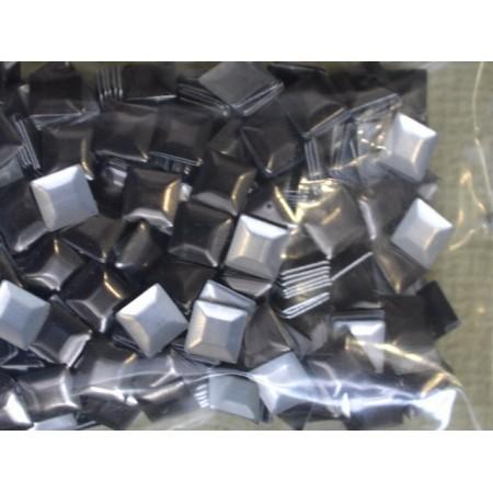 Стразы клеевые (камни) металл №7 (0.2 килограмма)