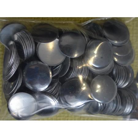 Стразы клеевые (камни) металл №9 (0.2 килограмма)