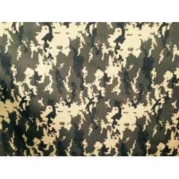 Ткань камуфляжная рип-стоп Пограничник (метр )