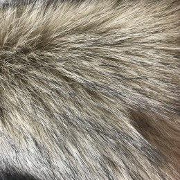 Искусственный мех Кролик клевер (метр )