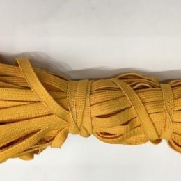 Резинка 6,5мм желтый (100 метров)