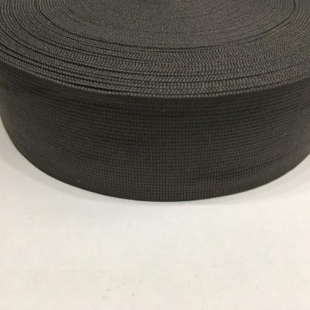 Резинка плоская 30мм серый (25 метров)