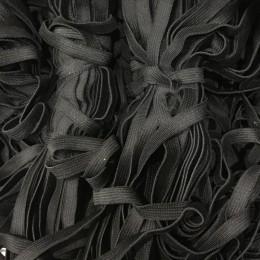 Резинка 10мм черная (30 метров)