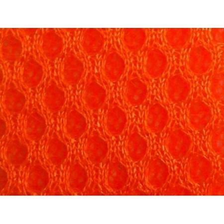 Сетка обувная на поролоне (оранжевый) (метр )