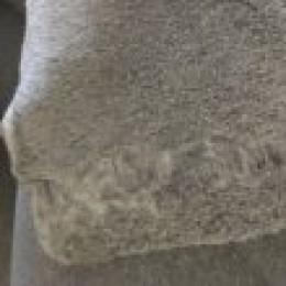 Искусственный мех для обуви шерсть (метр )