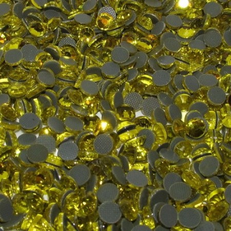 Стразы клеевые (камешки) DMC ss20 citrine (1440 штук)