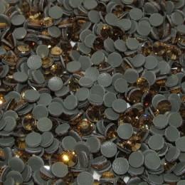 Стразы клеевые (камешки) DMC ss20 lt topaz (1440 штук)
