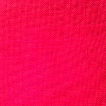 Ткань лен красный (метр )