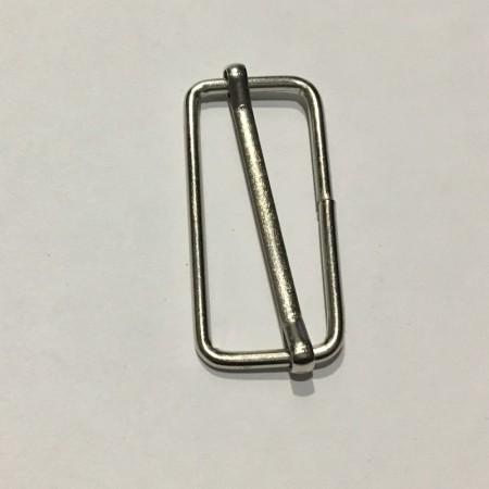 Перетяжка металлическая 4смх1,6см (2,4мм) (100 штук)