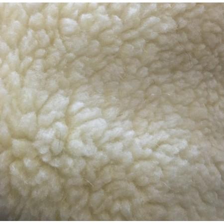 Искусственный мех ПШ барашек молочный (метр )