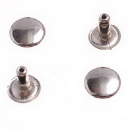 Хольнитен 12х12 мм никель  (1000 штук)