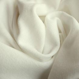 Ткань трикотаж ангора молочный (метр )