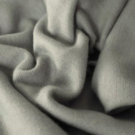 Ткань трикотаж ангора софт хаки (метр )