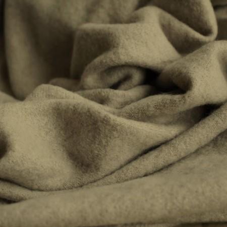 Ткань трикотаж ангора бежевый (метр )