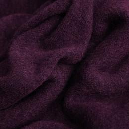 Ткань трикотаж ангора фиолетовый (метр )