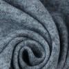 Ткань трикотаж на меху ангора олени дерево (метр )