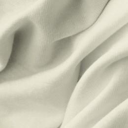Ткань трикотаж вискоза молочный (метр )