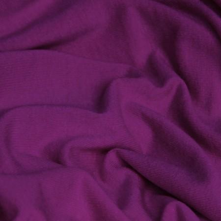 Ткань трикотаж вискоза светло фиолетовый (метр )