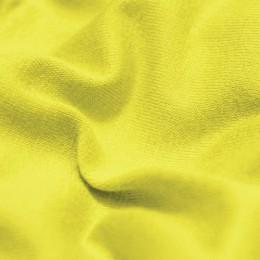 Ткань трикотаж вискоза лимонный (метр )