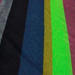 Ткань трикотаж вискоза принт полоска 3 (метр )