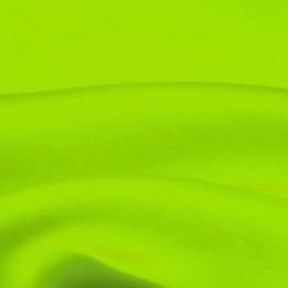 Ткань трикотаж дайвинг однотонный лайм неон (метр )