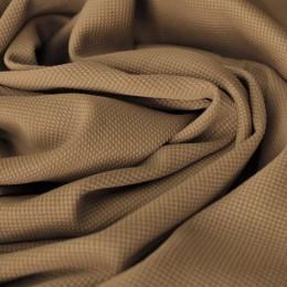 Ткань трикотаж кукуруза светло коричневый (метр )