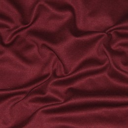 Ткань трикотаж лакоста бордовая (метр )