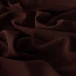 Ткань трикотаж масло шоколадный (метр )