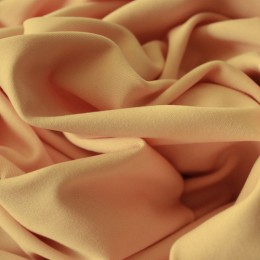 Ткань трикотаж микродайвинг персиковый (метр )
