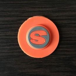 Этикетка силиконовая (изготовление) S 3,5см х 3,5см (Штука)
