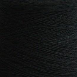 Резинка 2мм (нитка резинка) черная (400 грамм)