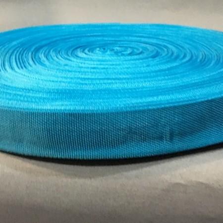 Тесьма-лента окантовка 23мм морская волна (50 метров)