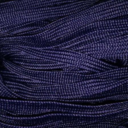 Шнур плоский ПЭ17 10мм синий (100 метров)