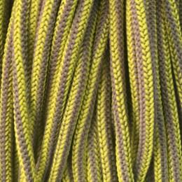 Шнур круглый 4мм наполнитель желто бежевый (200 метров)