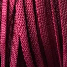Шнур плоский чехол ПЭ8 мм бородовый (100 метров)