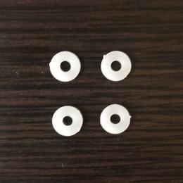 Кольца пластиковые для кнопок 10мм (3,5мм) (5000 штук)