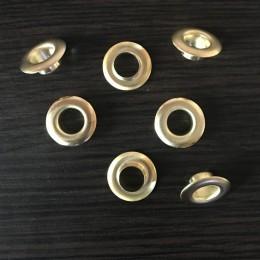 Люверс 10мм №24 Турция золото (1000 штук)
