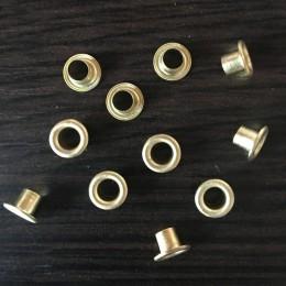 Люверс 4мм №2 Китай золото (5000 штук)