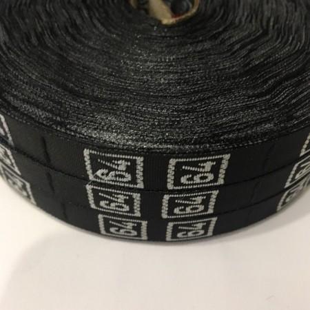 Размерная лента (тканная) 64 (1000 штук)