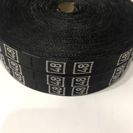 Размерная лента (тканная) 48 (1000 штук)