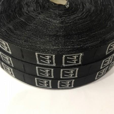 Размерная лента (тканная) 44 (1000 штук)