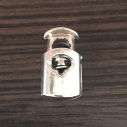 Фиксатор под метал на 1 отверстие 3358 никель (1000 штук)