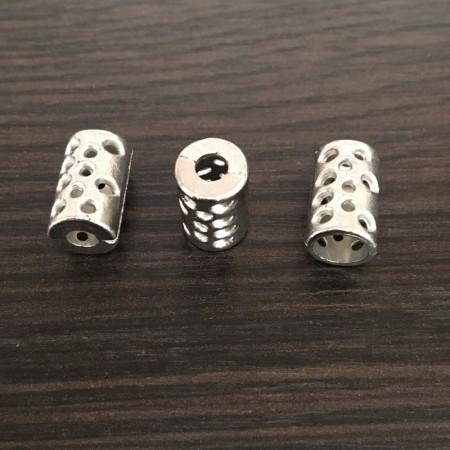 Наконечник для шнура под металл №А56 никель (1000 штук)