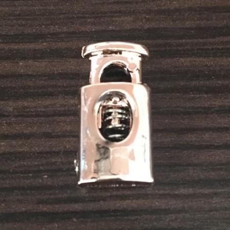 Фиксатор под метал на 1 отверстие 3860 золото (1000 штук)