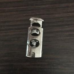 Фиксатор под метал на 2 отверстия 3351 темный никель (1000 штук)