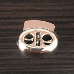 Фиксатор под метал на 2 отверстия 3370/71 золото (1000 штук)
