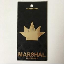 Этикетка картонная 5х10см Marshal заказная (Штука)