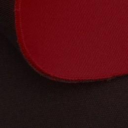 Ткань трикотаж неопрен красный чёрный (метр )
