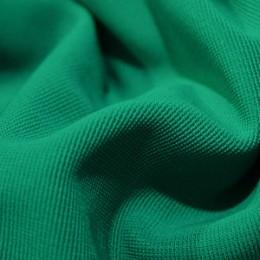 Ткань трикотаж оттоман бирюзовый (метр )